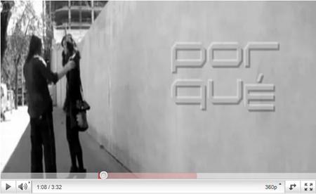 "videoclip ""Por qué?"" de Antonomasia - disco Gold"