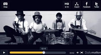 videoclip Mute