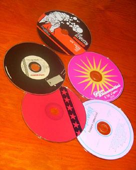 CD en cuatricomia