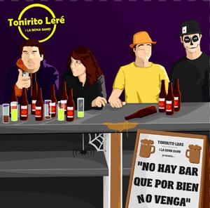 """Tonirito Leré i la Bona Band """"No hay bar que por bien no venga"""" - PSM-music"""